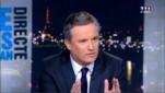 Parole directe : L'euro ? Une «arnaque » pour Dupont-Aignan