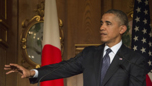 Barack Obama au Japon