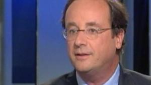 François Hollande TF1