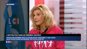 """Frigide Barjot : """"Nous attendons que ceux qui étaient en régions se retrouvent"""""""