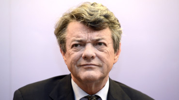 Jean-Louis Borloo, prsident de l&#039;UDI, le 6 mai 2013