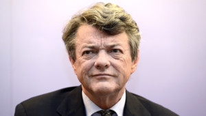 Jean-Louis Borloo, président de l'UDI, le 6 mai 2013