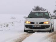 Le 13 heures du 26 janvier 2015 : La Moselle sous la neige, la circulation compliquée - 100.096