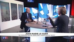 """Le Guen : """"Si la classe politique n'est pas capable de prendre ses responsabilités, la colère du peuple sera terrible"""""""