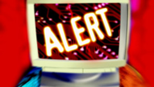 ordinateur alerte explosion