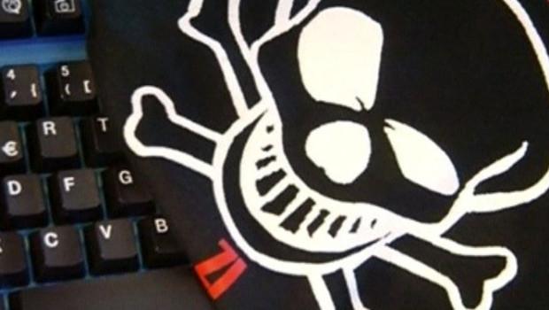 pirate clavier piratage hadopi
