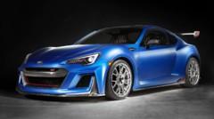Subaru BRZ STi Performance Concept 2015