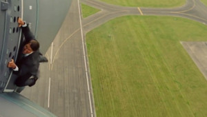 Tom Cruise dans Mission: Impossible - Rogue Nation