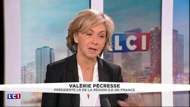 """Valérie Pécresse : """"Les JO d'accord, mais les transports d'abord"""""""