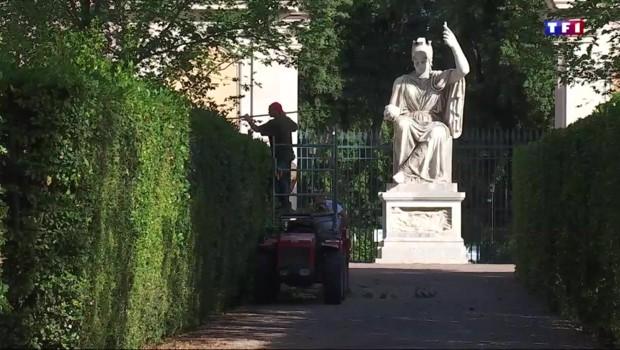 Villa Médicis : de l'art aux jardins somptueux