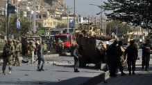 Afghanistan attentat Otan Kaboul talibans