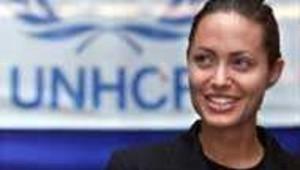 Angelina Jolie, ambassadrice du HCR