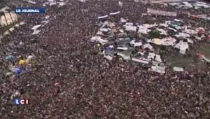 Egypte : troisième anniversaire de la révolte populaire