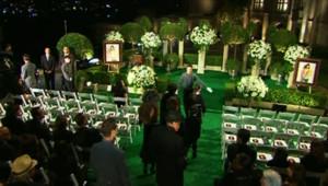 enterrement Michael Jackson