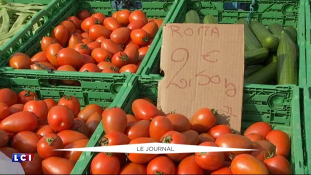 Fruits et légumes : pourquoi les prix se sont envolés cet été