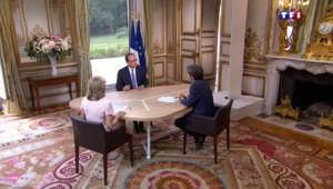 Grèce, terrorisme, 2017... Revivez en intégralité l'interview de François Hollande