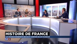 """""""L'histoire de France selon Facebook"""" ou quand nos personnages historiques prennent vie sur le réseau"""