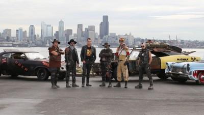 La compagnie de chauffeurs privés Uber ajoute les véhicules du film Mad Max à sa flotte