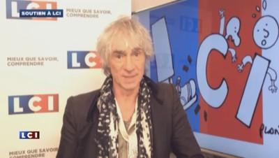 Louis Bertignac soutient LCI face à la décision du CSA