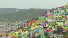 Mexique aux couleurs de l'arc-en-ciel (02/08)