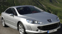 PEUGEOT 407 Coup V6 3.0 HDi 241ch FAP Fline A - 2011