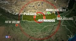 """Séisme au Népal : Action contre la faim """"ne sait pas ce qui se passe en dehors de Katmandou"""""""