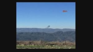 Un avion militaire abattu par la Turquie.