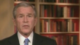 Bush interdit la torture dans les prisons de la CIA