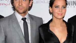 Bradley Cooper et Jennifer Lawrence