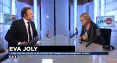 """""""François Hollande est un socialiste égaré"""", affirme Eva Joly"""