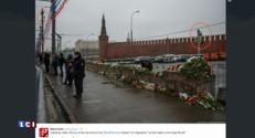 Meurtre de Boris Nemtsov : les enquêteurs devront se contenter d'images floues...