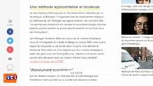 Un site belge publie une carte recensant le pourcentage de musulmans dans chaque commune