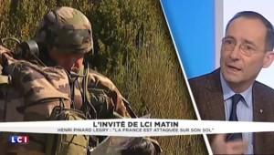 """Vœux aux armées : """"Pour faire la guerre à Daech sans état d'âme, il faut la panoplie de répression"""""""
