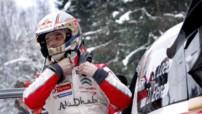 WRC Rallye Suède 2013 - Sébastien Loeb