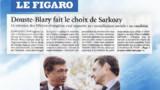 Douste-Blazy vote Sarkozy