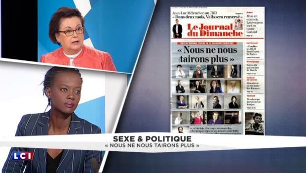 """Boutin choquée que """"17 anciennes ministres laissent entendre que le monde politique est un lupanar"""""""
