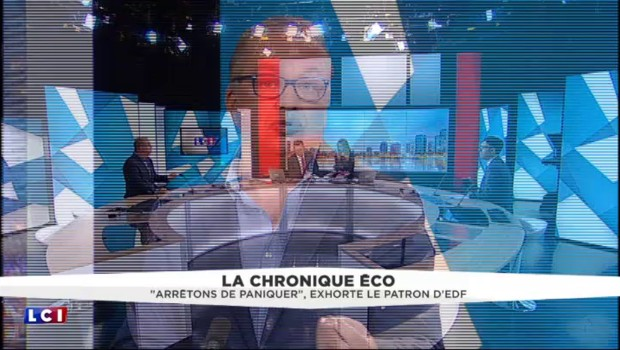 Jean-Bernard Levy dévoile son plan de sauvetage d'EDF