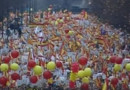 Les Espagnols défilent dans les rues de Madrid contre toute négociation avec ETA