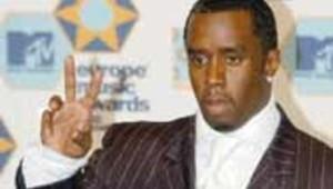 P.DIDDY sean combs rap hip hop musique AFP
