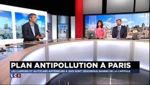 """Plan antipollution à Paris : avec le Diesel, """"la France persiste dans l'erreur"""""""