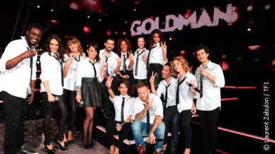Samedi soir on chante avec Goldman