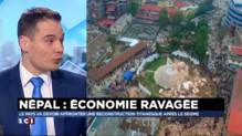 """Séisme au Népal : """"Le tourisme, deuxième source de devises étrangères pour le pays"""""""