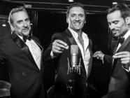 Antoine Duléry, Dany Brillant et Damien Sargue