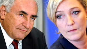DSK Marine Le Pen