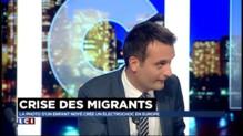 """Florian Philippot : """"Schengen est en miettes"""""""