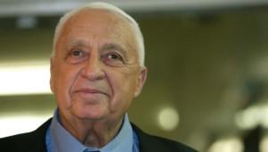 L'ancien Premier ministre israélien Ariel Sharon en décembre 2005