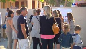 Le 13 heures du 3 septembre 2014 : Un maire PS et des parents d'�ves refusent les rythmes scolaires �os-sur-Mer - 224.982