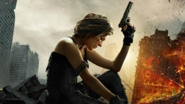 Milla Jovovich revient sur le grand écran dans le costume d'Alice Prospero, héroïne de Resident Evil. Sortie prévue en janvier 2017.
