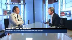 """SNCF : """"Cette grève est terriblement impopulaire"""" selon Kouchner"""