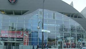 TF1/LCI : Le stade du Parc des Princes